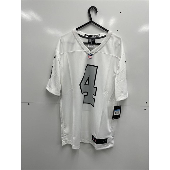raiders color rush jersey carr
